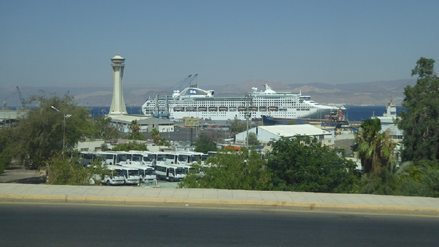 Dubai to Suez Canal